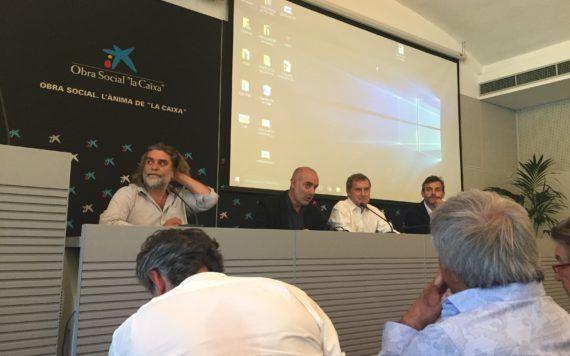 Le G 16 industries participe Xavier Danjou, Alice Guichet, Jean Claude Gallo