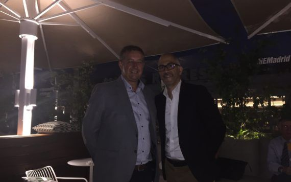 Xavier Danjou et Jean Claude Gallo